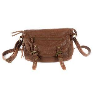✨3/$25✨DLG Women's Brown Messenger Bag